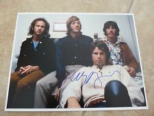 Robby Krieger The Doors Signed Autographed 8.5x11  Photo Beckett Certified #3