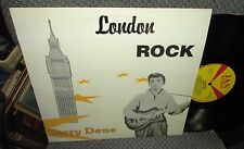 TERRY DENE London Rock LP NM NEAR MINT JAN RECORDS SWEDEN VINYL ROCK & ROLL