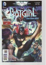 BATGIRL #11 NIGHT OF THE OWLS VERY FINE/NEAR MINT NEW 52 2011 #nb-0075