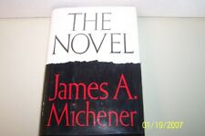 The Novel James A. Michener USA 1991 hardcover W/jacket Signed First edition