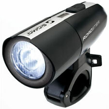 Luces y reflectantes negro SIGMA SPORT para bicicletas