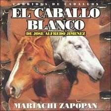 Caballo Blanco - Mariachi Zapopan  Audio CD Buy 3 Get 1 Free