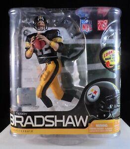 2011 Pittsburgh Steelers McFarlane Series 26 Terry Bradshaw Action Figure