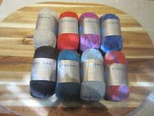 Zealana COZI Merino/Brushtail Possum/Alpaca  Fingering Yarn 8 colors