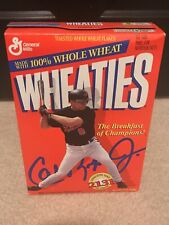 1995 Cal Ripken Jr Wheaties cereal box NEVER OPENED New Old Stock
