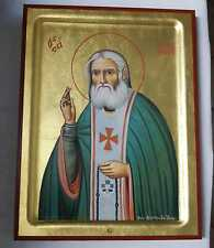 Hl.Serafim von Sarow Mönch IKONE Icon Icone Ikona St.Seraphim orthodox икона