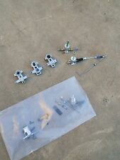 lauterbacher hydraulic brake pumps and  as is hubs hubs
