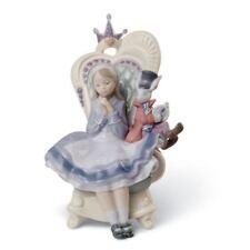 Lladro Alice in Wonderland Figurine 01008350