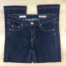 Jag Jeans Mid Rise Reg Fit Crop Women's Jeans Size 11 W 32 L25 (AC12)