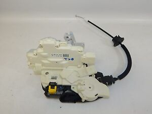 New OEM 03-10 Audi A8 Quattro Door Lock Actuator Motor Contact Switch Right Side