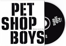 Pet Shop Boys - Home And Dry - Scarce UK 1 track promo Radio Edit CD