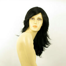 Perruque femme longue noir DALILA 1B