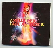 Axelle Red, face a face b, CD digipack