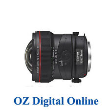 New Canon TS-E TSE 17mm f/4 L F4 Lens + 1 Year Au Wty