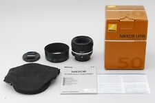 Almost Unused Nikon Fxed Focal Lens AF-S NIKKOR 50mm F1.8 G Special Edition Box