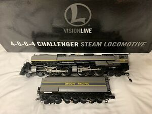 ✅LIONEL VISION LINE LEGACY UNION PACIFIC 4-6-6-4 GREYHOUND CHALLENGER 6-11211!