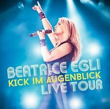 Kick Im Augenblick-Live Tour von Beatrice Egli (2017) 2CD Neuware