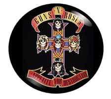 1 SPILLA - PINS - N.01 - 25 Mm. - guns n roses1