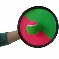 Paddle Catch Ball Set 1-Pack (Color May Vary) - Toss and Catch Sports Game Set
