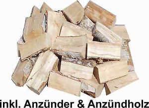 30 kg Holz für Terrassenofen Aztekenofen Gartenofen inkl. Anzündholz 10 Anzünder