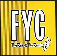 FYC CD The Raw & The Remix - France