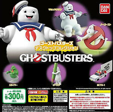 Bandai Ghostbusters Desktop Mini Figure Collection Gashapon ( Set of 5 )