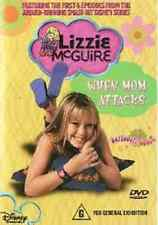 LIZZIE MCGUIRE: WHEN MOM ATTACKS - DVD, HILARY DUFF, WALT DISNEY CHANNEL