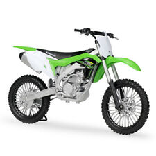 Welly 1:10 Kawasaki KX 250F 2017 Green Diecast Motorcycle