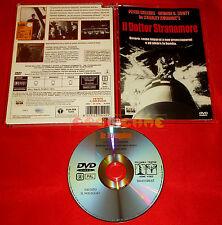 IL DOTTOR STRANAMORE (P Sellers) di S Kubrick - Dvd Super Jewel Box - USATO - ET
