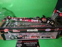 Joe Amato 1:24 Dynomax NHRA Top Fuel Dragster Racing Champions authentics NIB