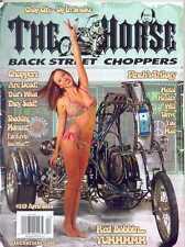 THE HORSE BACKSTREET CHOPPERS No149 Apr 2015 (NEW) *Post included EU/USA