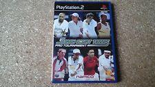 Smash Court Tennis Pro (Sony PlayStation 2, 2002)