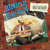 Guit with It by Junior Brown (Vinyl, Aug-2015, Curb)