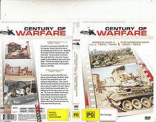 Century of Warfare-World War 2/The Korean War-Award Winning War Doc-War-AWWD-DVD