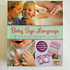 Baby Sign Language A Practical Set for Signing with your Baby