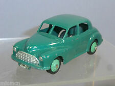 "VINTAGE DINKY MODEL  No.40g MORRIS OXFORD SALOON   ""1st TYPE GREEN VERSION"""
