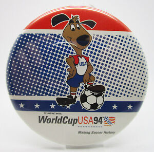 Vintage Parker Pin for World Cup 1994, Made in USA (6451)