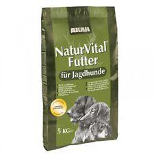AKAH NaturVital® Hundefutter 5kg Geflügel Reis Mais Vollkorn Hering Kräuter Ja .