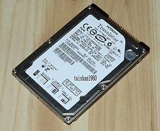 "NEW HITACHI Travelstar HTS726060M9AT00 IDE 60GB 7200 RPM 2.5"" Laptop Hard Drive"