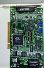 PCI-1711 100 kS/s, 12-bit, 16-ch Universal Multifunction PCI Card