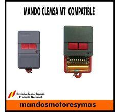 I- MANDO CLEMSA MT2  MT1 MTH TRINARY ORIGINAL