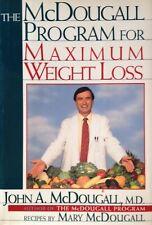 The McDougall Program for Maximum Weight Loss John A.Mcdougall