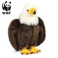 WWF Plüschtier Weißkopfseeadler (23cm) Kuscheltier Stofftier Greifvogel Adler