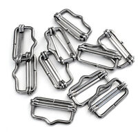10 X Electric Fencing Fence 40mm Tape Connectors (S40-INOX)