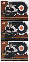 01-02 Pacific Atomic Jeremy Roenick /90 PREMIERE DATE Parallel Flyers 2001