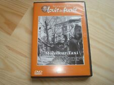 "DVD : MONSIEUR TAXI      "" Collection Louis De Funes ''"