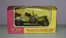 Voitures miniatures Matchbox Rolls-Royce