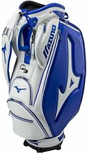 MIZUNO golf caddy bag 5LJC172200 white ?? navy Japan model