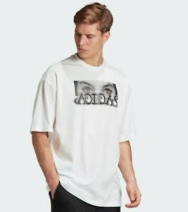 Adidas ID Loose Tee OVERSIZED T-Shirt Mens Size Small