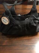 New David King Dk Brown Genuine Leather Bag. Beautiful !  great Value!Never Used